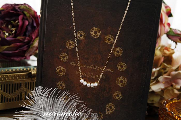 【母の日】女性に贈りたいネックレス!