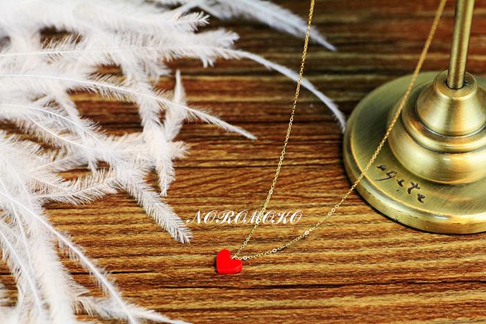 ネックレス ハート 人気