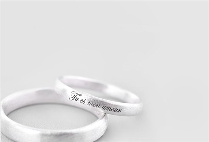 女性 マリッジリング 指輪