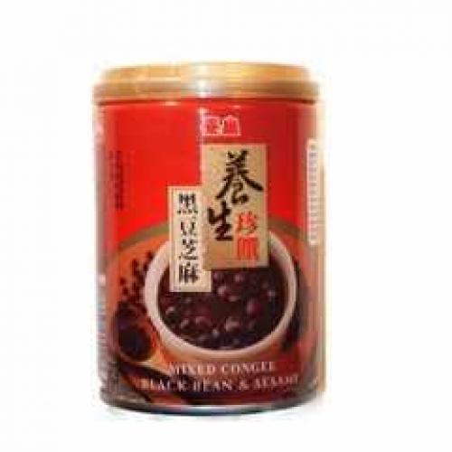 TS MIXED Congee Black bean & sesame 255g