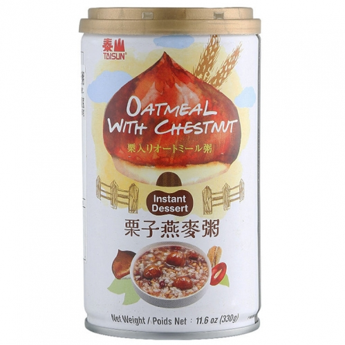TS Oatmeal with Chestnut 330g