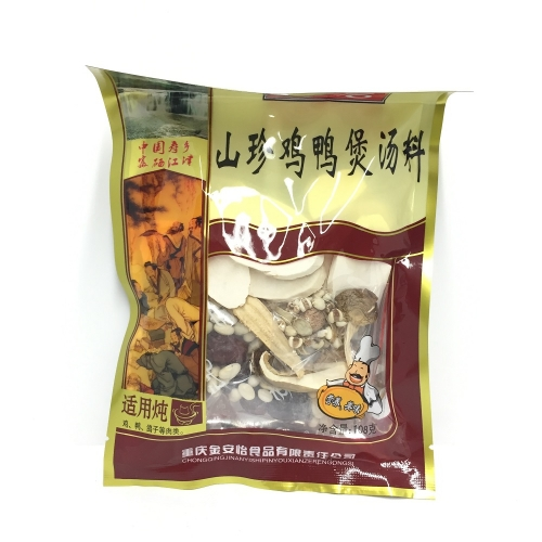 ANYI DRIED VEGETABLES FOR SOUP 108G