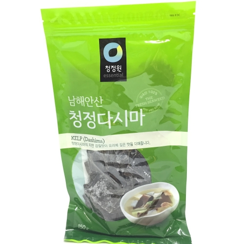 【Korean Food】CJO Dried Dashima (Cut) 150g