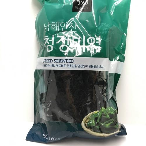 【Korean Food】CJO DRIED SEAWEED 150g