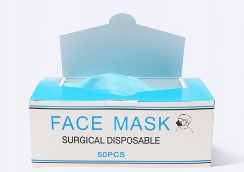 FACE MASK 50 PCS