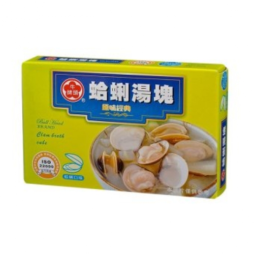 HD-Clam Broth Stock Cube 66g