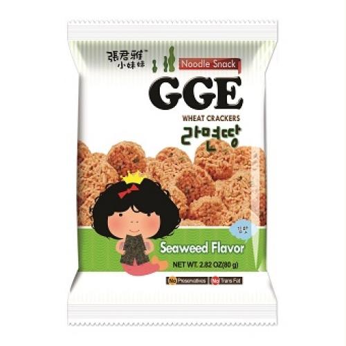 WL-GGE Wheat Cracker Seaweed Flavour  80g