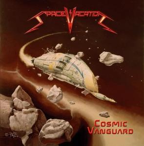 """Cosmic Vanguard 12"""" Vinyl SALE"""
