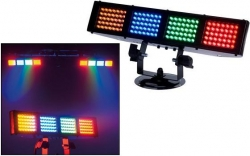 Barra de Leds American DJ Color Burst - 140 Leds - 37,5x12,1x16,5cm