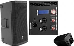 Monitor-Coluna amplificada Electro-Voice ZLX 12P - 1.000W - 12 polegadas - DSP - classe D