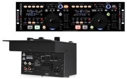 Controlador duplo Denon DN-HC4500 - 2 USB + MIDI