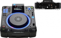 Leitor single Denon DN-SC2900 - Mudanca de Tom - CD + USB + MP3 + AAC + AIFF + WAV + MIDI + Digital