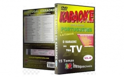 Disco da Portugal Karaoke - de qualquer tipo