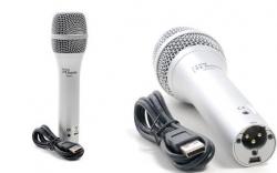 Microfone para Voz T.Bone MB 88U Dual - USB - cardioid/dinamico
