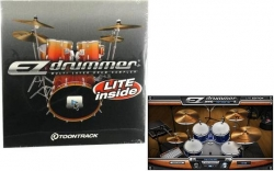 Software Toontrack EZ Drummer Lite - virtual instrument - PC e MAC