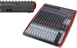 Mesa de Mistura Behringer Xenyx UFX1604 - 16 vias - 4 Bus + Efeitos + 2 USB + Firewire + MIDI + gravacao em pen