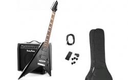 Pack de Guitarra Harley Benton R-10 Bundle 3 - Guitarra + Amplificador + Saco + Cabo + Alca + Afinador + Palhetas