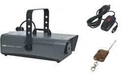 Maquina de Fumo Showtec Atmos 1500 - 1.500W - analogica - comando a distancia