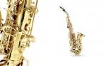 Saxofon...