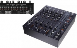 Mesa de Mistura Behringer DJX900USB Pro Mixer - 4-8 vias - USB + Efeitos