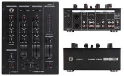 Mesa de Mistura HQ Power PROMIX220U - 2-4 vias - USB