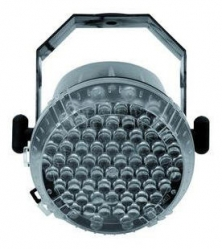 Strob Eurolite Led Techno Strobe 250 Sound - 74 Leds de 10mm - Analogico