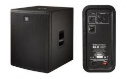 Subgrave amplificado Electro-Voice ELX 118P - 700-1.400W - 18 polegadas - classe D