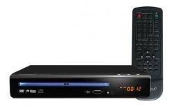Leitor de Karaoke Sunstech PMX - CD + DVD + CDG + VCD + USB + MP3