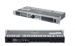 Processador Digital para Colunas Behringer DCX2496 Ultradrive Pro