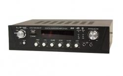 Amplificador LTC ATM7000USB-BT Karaoke - 100-200W - USB + SD Cards + Radio + Bluetooth + ligacao para 2 Micros