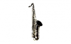 Saxofone Tenor Monzani MZTS-333BN Bb-Tenor Saxophone Brass, Black Nickel Plated