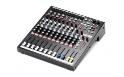 Mesa de Mistura Soundcraft EPM 8 - 8 vias mono + 2 vias stereo