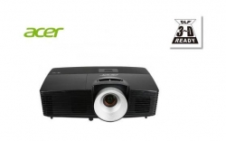Projector Acer X-H Series - DLP - 2.800 ansi lumens - 3D ready - HDMI