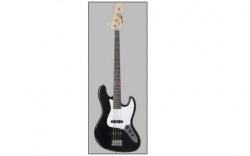 Baixo Rockson R-JB99 - 4 cordas - Jazz Bass style - preto