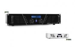 Amplificador Ibiza AMP600/WH - 960W - preto ou branco