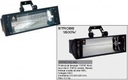 Strob Audiomix RAYST01 - 1.500W - DMX