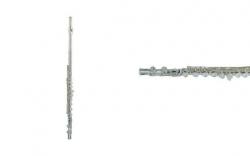 Flauta Transversal Arnold & Sons AFL-2110 SER - chaves abertas
