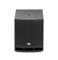 Subgrave amplificado The Box CL 115 Sub MK II - 1.500-1.800W - 15 polegadas - biamplificacao