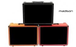 Amplificador de Guitarra Madison GA60 ORAN/BL/RED - 60W - 8 polegadas - laranja, preto ou vermelho