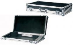 Flightcase Dap Audio Case 27 polegadas - para Showtec Showmaster 48 ou outra - 74,3x38x14cm