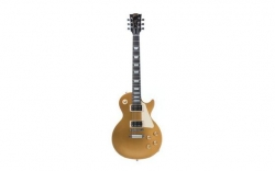 Guitarra Gibson Les Paul 50's Tribute 2016 HP - satin gold top dark back