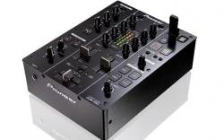 Mesa de Mistura Pioneer DJM-350 - 2-4 + 1 vias - USB + Efeitos