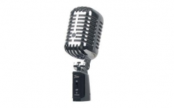 Microfone para Voz Fame MS 55 Elvis Microphone - cardioid/dinamico