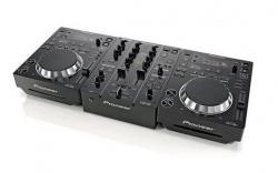 Pack para DJ Pioneer 4 - 2 CDJ-350 + DJM-350