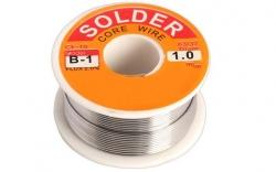 Rolo de Solda - 1.0mm - 100g