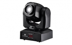 Moving-Head de Leds American DJ Inno Pocket Spot - 12W - Spot - DMX - preto