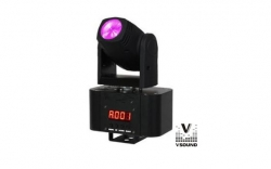 Moving-Head de Leds VSound LEDMV110RGBW Mini Led Cree - 10W - DMX