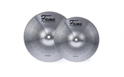 Pack de 2 Pratos Fame Reflex Splash Set I - 2 Splash - 8 e 10 polegadas