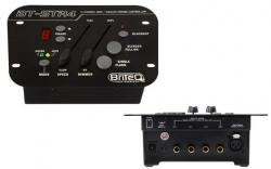 Controlador de Strob Briteq BT-STR 4 (todos os Strobs) - DMX/Auto/Som