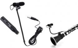 Microfone T.Bone Ovid System CC 100 + Cabo + Adaptador